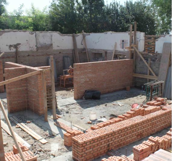 Ricostruzione murature